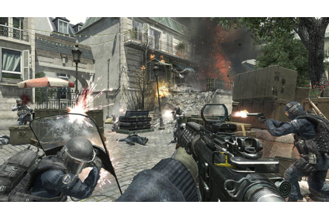 Call of Duty Modern Warfare 3 full multiplayer + SP ...