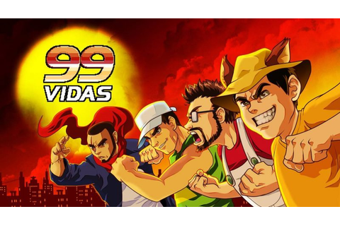 99Vidas: Definitive Edition Coming To Nintendo Switch ...