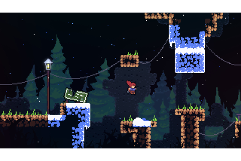 Celeste Windows, Mac, Switch game - Indie DB