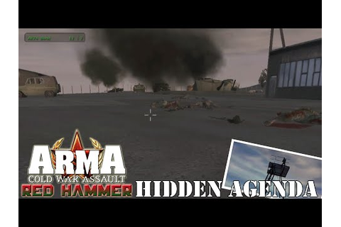 ARMA: Red Hammer (Operation Flashpoint: Red Hammer ...