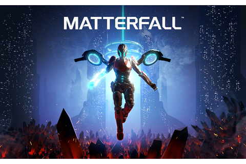 Download wallpapers Matterfall, 2017, games for PS4 ...