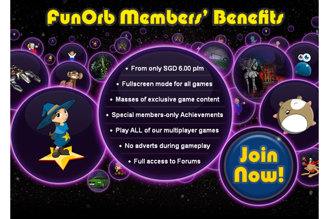 Membership | FunOrb Wiki | FANDOM powered by Wikia