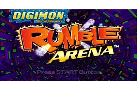 Digimon Rumble Arena Game PS1 - Download Game Roms Isos