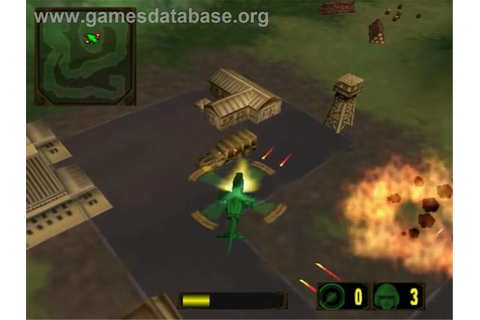 Army Men: Air Attack 2 - Sony Playstation 2 - Games Database