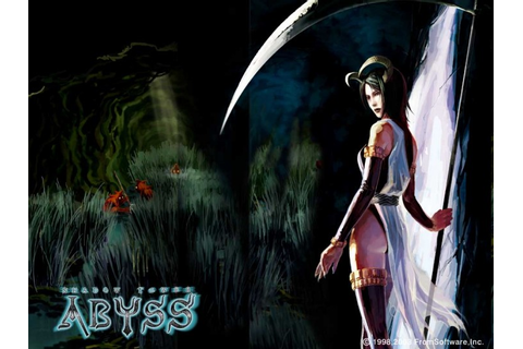 [Обзор] Shadow Tower Abyss [PS2] на Old-Games.RU