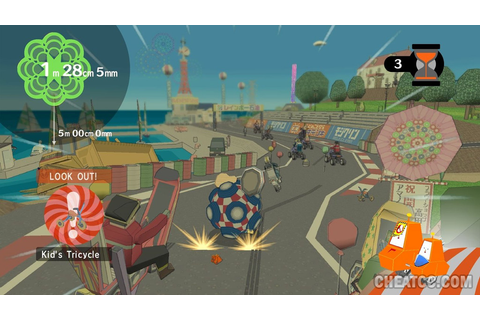 Katamari Forever Review for PlayStation 3 (PS3)