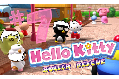 Hello Kitty: Roller Rescue #7 - Cats in SPACE!! - YouTube