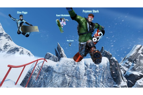 SSX PS3 review - DarkZero