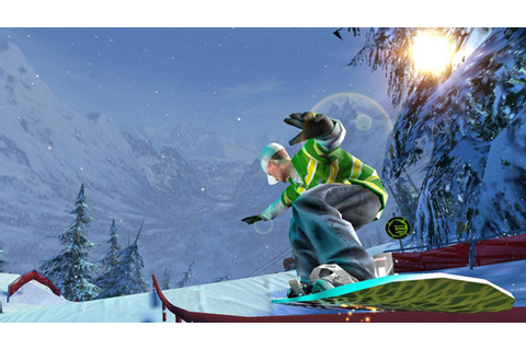 SSX™ on Tour Game | PS2 - PlayStation