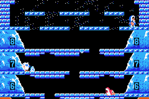 Ice Climber Download Game | GameFabrique