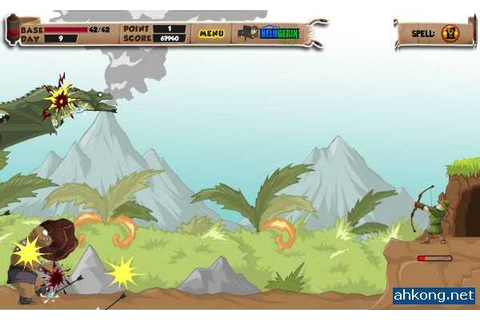 Age of Defense – Flash Games Download – Overview ~ Flash Games