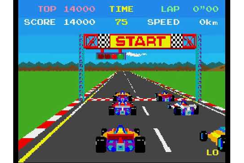Atari ST Pole Position - release candidate 27 September ...