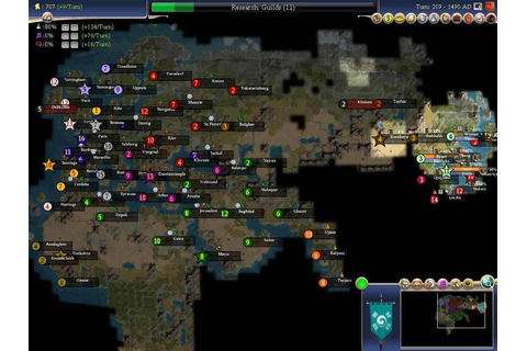 Civilization IV Beyond the Sword Download Free Full Game ...