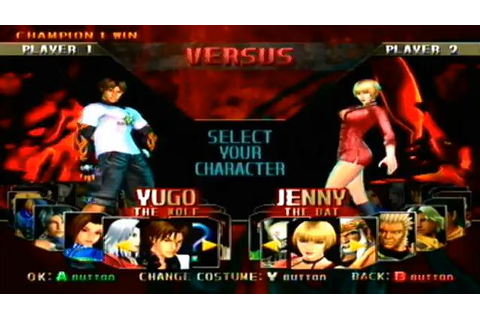 Bloody Roar Primal Fury ISO