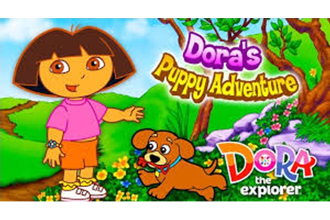 Play Free Online Dora's Puppy Adoption Game | Health