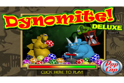 Dynomite Deluxe 2.71 PC Gameplay - YouTube