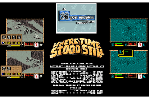 FRGCB - Finnish Retro Game Comparison Blog: Return of the ...