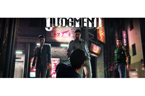The Yakuza spin-off Judgment game gets a US release date ...