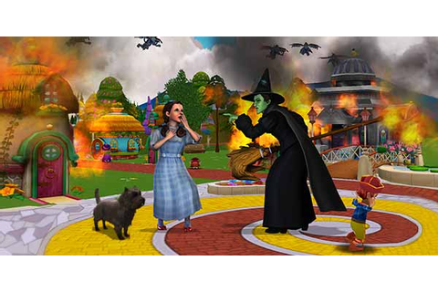 Unity - The Wizard of Oz by Spooky Cool Labs