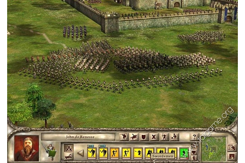 Lords of the Realm III - Download Free Full Games ...