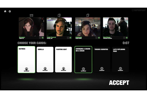 Superfight - 505 Games