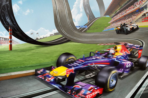 Event Red Bull Racers et circuit Carrera - LegolasGamer