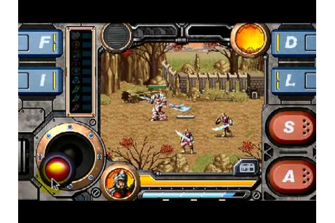 Full Metal Warriors 2 game for Android - YouTube