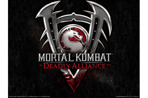 A MILLION OF WALLPAPERS.COM: MORTAL KOMBAT DEADLY ALLIANCE ...