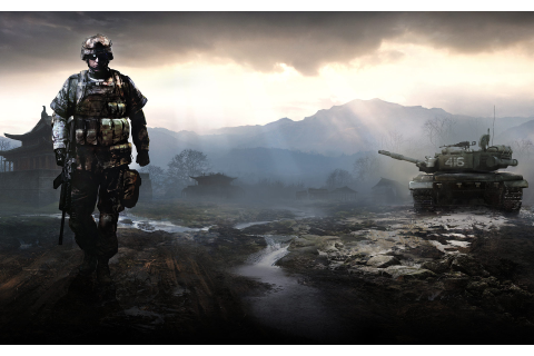 Battlefield Play4free Game - Wallpaper, High Definition ...