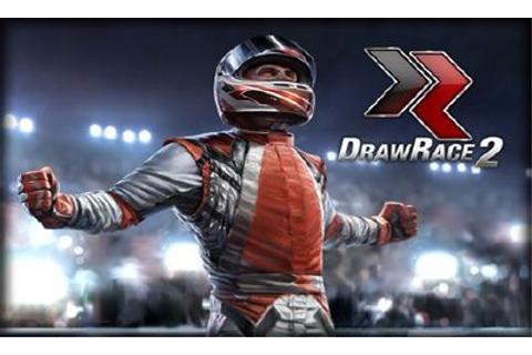Draw Race 2 Android apk game. Draw Race 2 free download ...