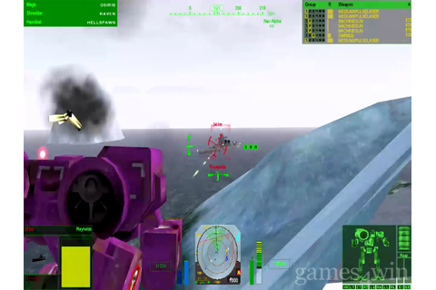 MechWarrior 4: Vengeance Free Download full game for PC ...