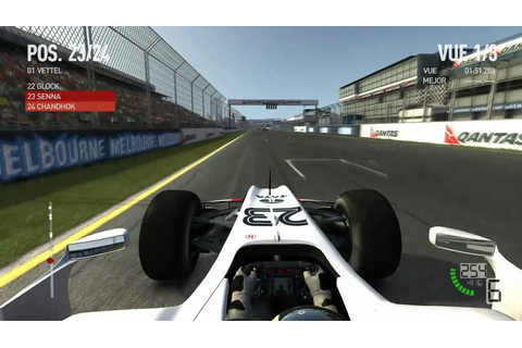 F1 2011 GamePlay by Codemasters. - YouTube