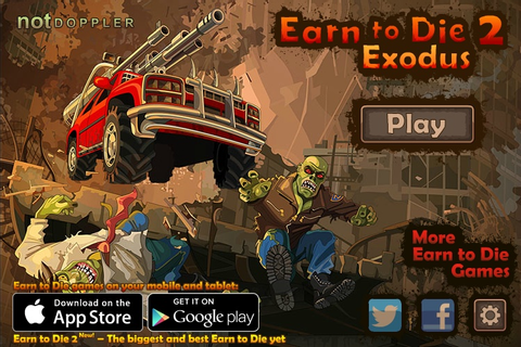 Earn to Die 2 - Exodus Hacked / Cheats - Hacked Online Games