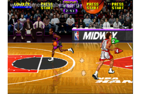 NBA Hang Time - Nintendo N64 - Games Database