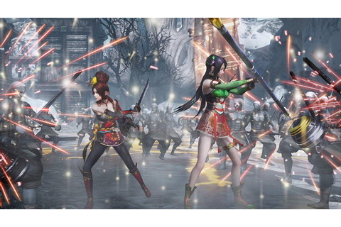 Everything you need to know about Warriors Orochi 4 on ...