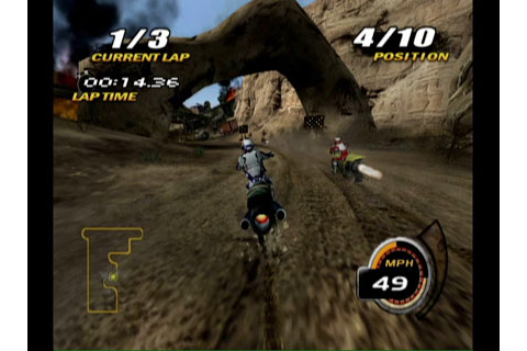 E3 2007: Nitrobike for Nintendo Wii Announced by Ubisoft ...