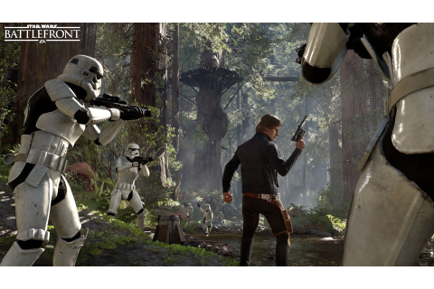 Star Wars Battlefront (2015) Full HD Wallpaper and ...