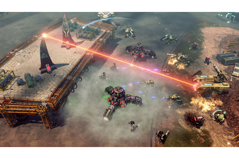 Internet Zone: COMMAND AND CONQUER 4