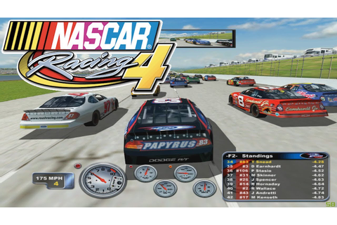 NASCAR Racing 4: Who Remembers This Game? ep2 - YouTube
