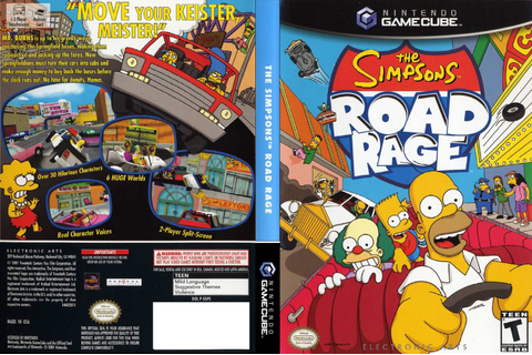 GSPE69 - The Simpsons: Road Rage