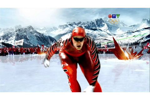 Vancouver 2010 Olympic Winter Games CTV Opening Intro ...