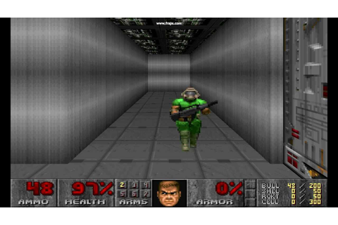 Sneak Peek: Moonbase One (Doom II Survival Horror Mod ...