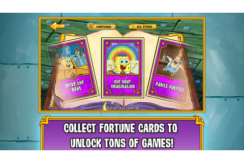 Download SpongeBob's Game Frenzy on PC with BlueStacks