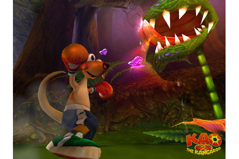 Kao The kangaroo Round 2 Game Free Download Full Version ...
