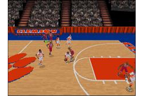 NCAA Basketball Final Four 97 Download (1997 Sports Game)