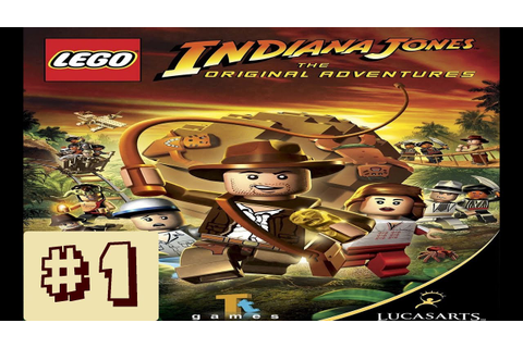 LEGO Indiana Jones - La Trilogie originale - Episode 1 Le ...