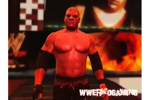 WWE Games Evolution - Kane (JBI - WWE 12) - YouTube