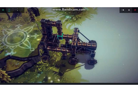 Besiege Game - Completing zone 12 - YouTube