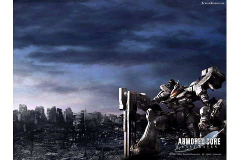 Armored core game series images AC last Raven HD wallpaper ...