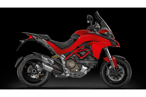 2015 Ducati Multistrada 1200 | Top Speed